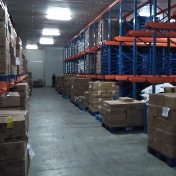 Dry Goods Warehouse